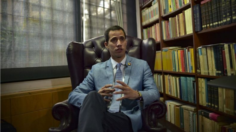 This is why Discontent with Guaido's Growth