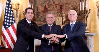 Lima Group Rejects Military Option proposed by US, Colombia and Guaido
