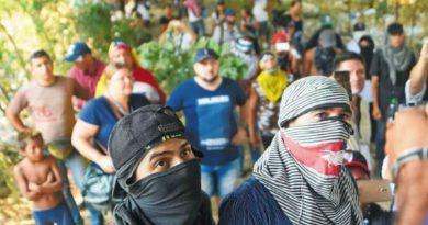 Inhabitants of Cucuta Reject Presence of Violent Groups (Guarimberos)