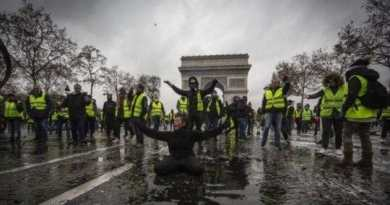 France: Yellow Vests Self-Proclaimed Presidents and Give a Week to Macron to Convene Elections