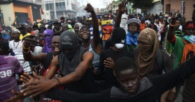 How Haiti's Spontaneous Uprising is Connected to Venezuelan Solidarity (1/2)