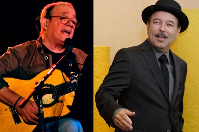 """Silvio Rodriguez Finally Responds to Ruben Blades: """"You Think They Have Two Presidents, I Only See One"""""""