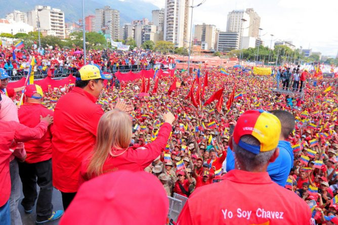 Don't Fall for Trump's Lies About Venezuela