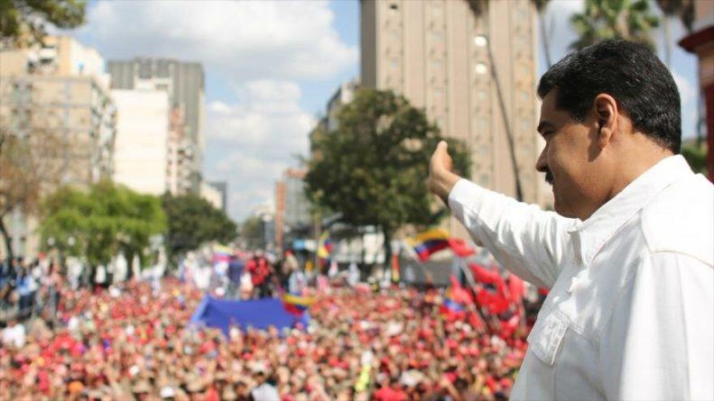 Maduro: US Retains $5 Billion for Medicine Purchases