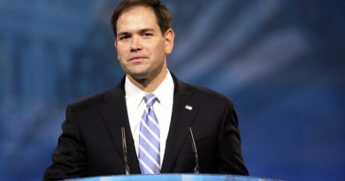 Rubio Blames Nonexistent 'German Dam' Explosion for Venezuela Power Blackout