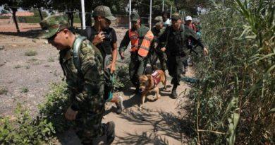 Venezuelan Defectors Arrives in Chile