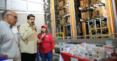 Venezuela Builds Health Sovereignty, in Defiance of the US Government