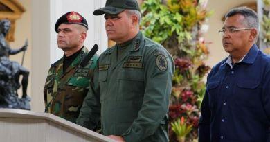 US Surveillance on Venezuela Up by 800%: Defense Minister