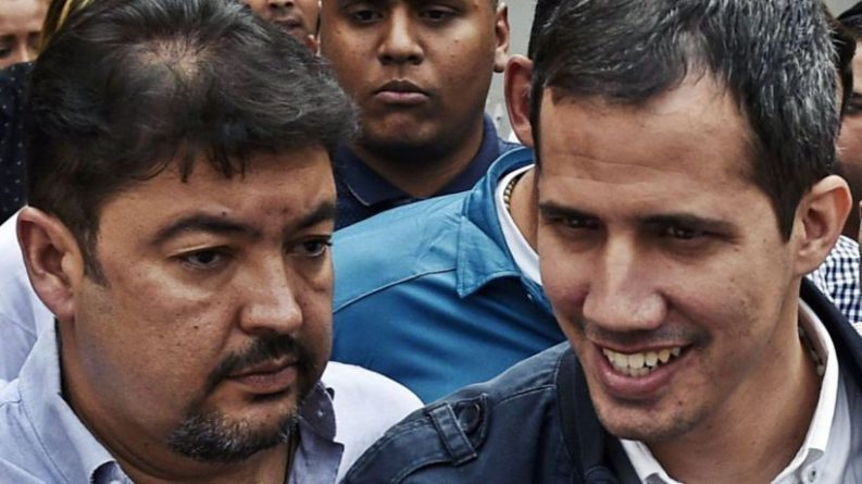 Guaido's Chief of Staff Arrested: Plotting Terrorist Actions