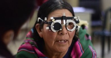 Cuban-Venezuelan Program Returns Eyesight to 700,000 Bolivians