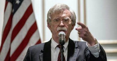 "Bolton WARNS Venezuela: Monroe Doctrine ""Well and Alive"""