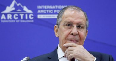 "Lavrov: ""The US has Dusted Off the Monroe Doctrine and Threatens Cuba and Nicaragua Will Follow after Venezuela"""