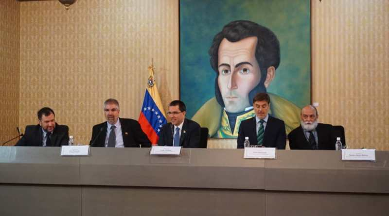 Venezuela Strengthens Bilateral Relations with Europe, Africa and the Middle East