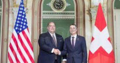 Switzerland to Represent US Interests in Venezuela (Pending Venezuelan Approval)
