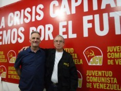 FRSO Venezuela Delegation Meets With Communist Leaders