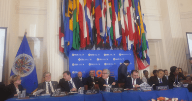 4 Caricom Leaders Leave OAS Meeting to Boycott Guaido Rep