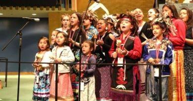 UN Envoy: Indigenous Children Learn Best in Their Own Languages