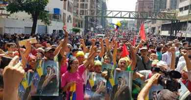 Struggle-La Lucha Condemns Latest US Coup Attempt: All Out to Defend Venezuela!