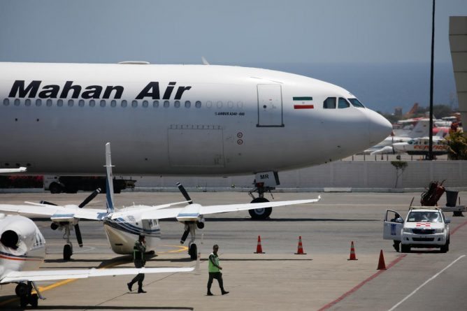 Sanctions-Reactions: Iranian Airline Starts Flights to Venezuela