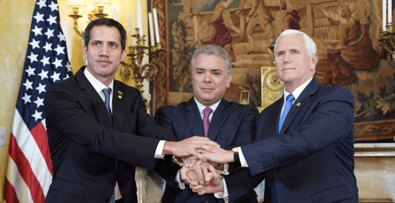 Venezuela: Recognition of Juan Guaidó a 'Clear Violation of International Law'