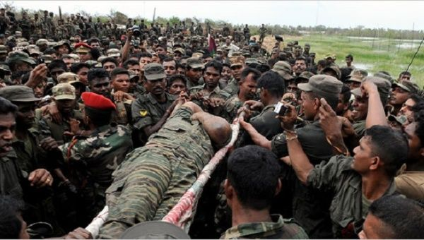 Sri Lanka's Bloody Legacy: A Country Ravaged by UK-Fueled 26-year Civil War