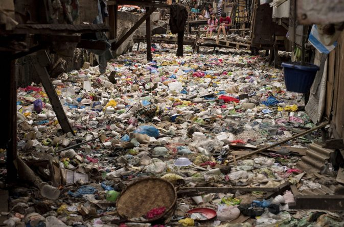 The Philippines Have Banned All Waste Imports