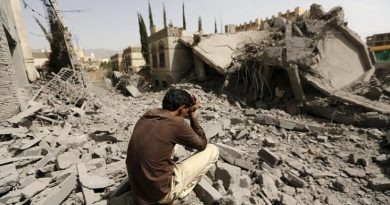 Saudi-led Air Strikes Destroyed Nearly 400 Hospitals in Yemen