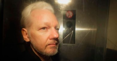 Assange is Reportedly Gravely Ill, And Hardly Anyone's Talking About it
