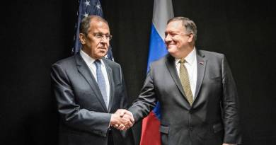 "Lavrov After Meeting With Pompeo: ""I do Not See Even in the US Supporters for a Military Solution in Venezuela"""