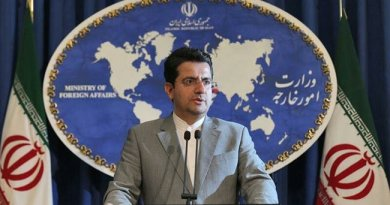 Tehran: US Must Change Behavior Towards Iran; Shift in Tone Not Enough