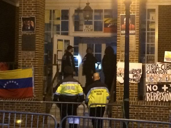 Attorney Stops Federal Raid on Venezuelan Embassy