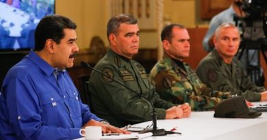 President Maduro Reported Eight Officers Injured in Coup Attempt (+ Video)