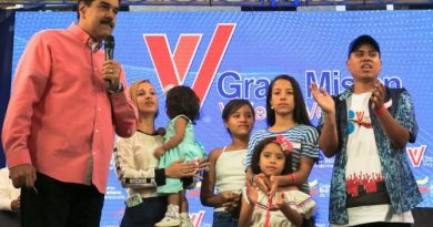 President Maduro Repudiates Illegal US Invasion of the Venezuelan Embassy in Washington (Video)