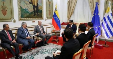 President Maduro met with Representatives of the International Contact Group