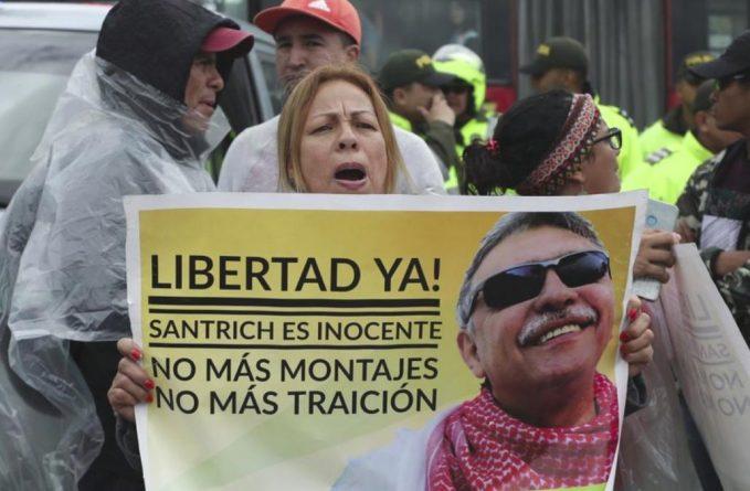 Colombia's Supreme Court Orders Immediate Release of Jesus Santrich