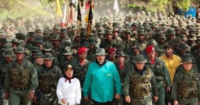 The Bolivarian Revolution Metes Out Poetic Justice