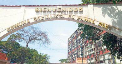 A Day in a Venezuelan Chavista Stronghold: Communal Resistance in Caracas