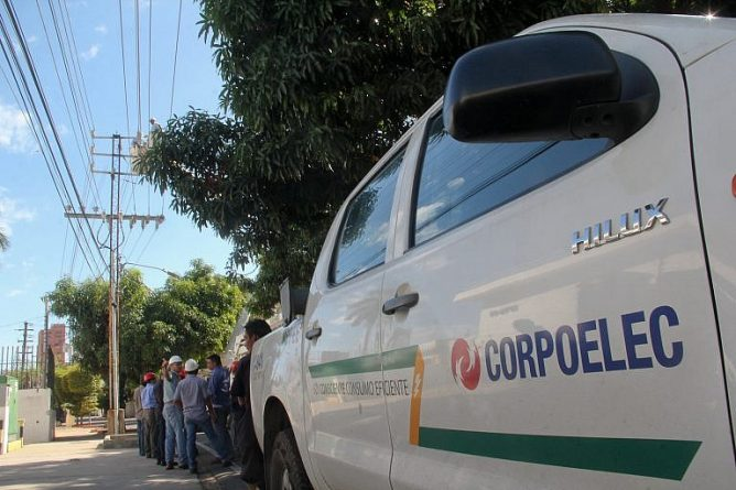 Twitter Blocked the Account of Corpoelec, Venezuela's State Electric Power Company