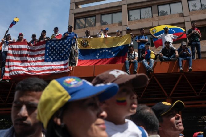 """""""Such Indignity is Shameful"""": Opposition Leader to Guaido and Vecchio Requesting Military Intervention"""