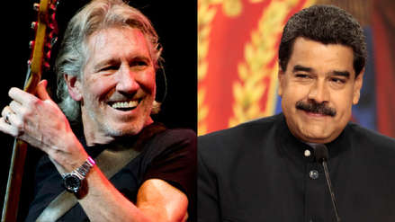"""Roger Waters Thanked Maduro for a """"Cuatro"""" and Reaffirmed his Support for Venezuela"""