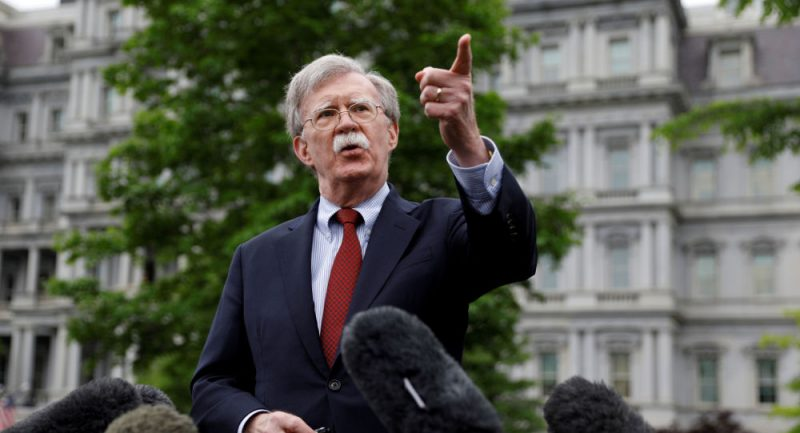"""Bolton Stirs Twitter by Claiming Maduro """"Mismanaged"""" Venezuela's Funds to """"Buy"""" Russia's Support"""