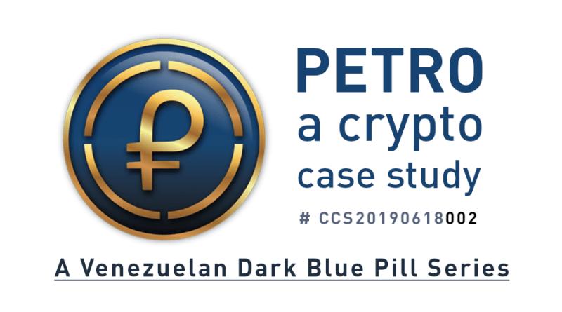 PETRO, a Crypto Case Study