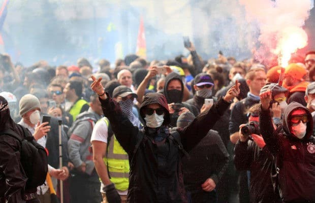France: Yellow Vests Protest in Several Cities for the 30th Consecutive Week