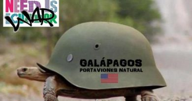 Ecuador: Galapagos Islands Will Now Serve US Military as Airfield