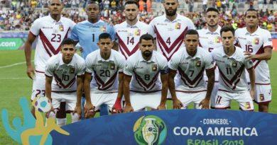 Copa America: Vinotinto Beats Bolivia and Ensures its Passage to Quarterfinals