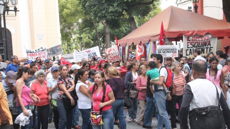Venezuela: Popular Movements Mobilize to Demand Housing Self-Management