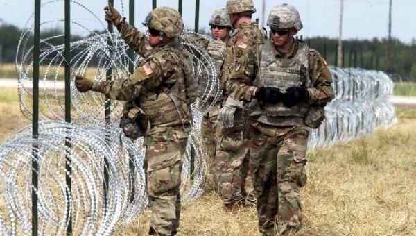 US Troops Deployed in Guatemala to 'Halt Migration'