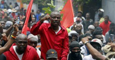 Strike Paralyzes Haiti, Protesters Demand President's Ouster