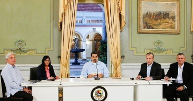 President Maduro Rejects New US Sanctions Against Clap Program