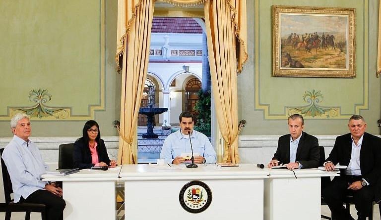 President Maduro Rejects New US Sanctions Against Clap Program